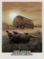 Texas Chain Saw Massacre 3-D conversion by MVRamsey