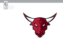 Chicago Bulls Logo Concept by ark47