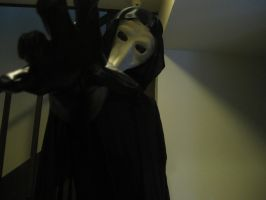 SCP-049 Costume Complete 3 by Enigma-Cat