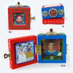 Frida Kahlo Mini Retablo Box by johannachambers