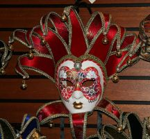 venetian mask 1 by LongStock