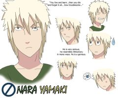 Nara Yamaki Profile by CaiLiDeVeL