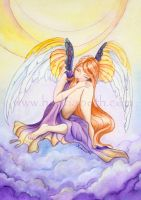Guardian Angel by hadriabeth