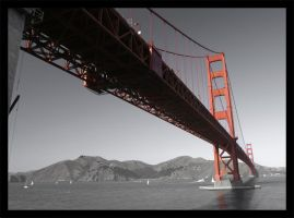 Golden Gate 2 by robfo0
