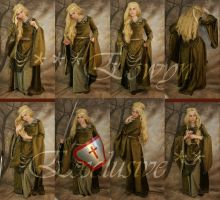 eowyn set one by magikstock