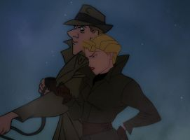 Roger and Helga by identity511