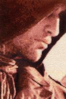 Arno Dorian - Cross Stitch by shingorengeki