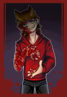 Insane Tord by MissSkull