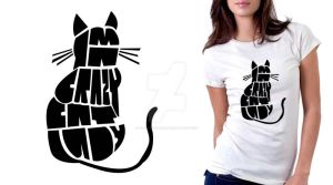 Crazy cat lady by CreativeCamArt