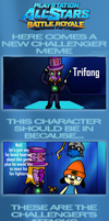 Trifong in PSASBR by Trifong