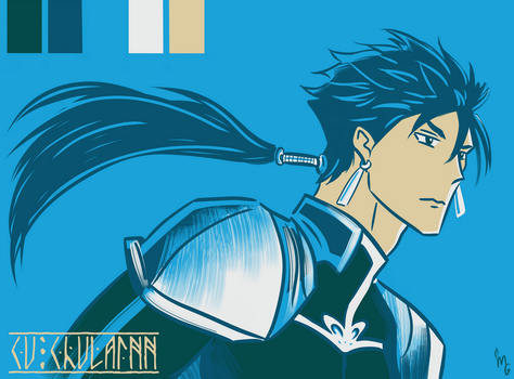 Lancer pallete by MailyGreen