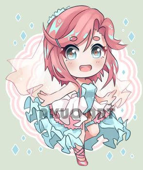Almia Adopt AUCTION - CLOSED by Akuo-art
