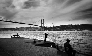 The Foursome Bosphorus by celilsezer