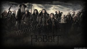 Thorin and Cie 1 by Mithrandir29