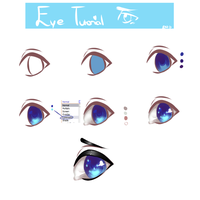 another crappy eye tutorial by Faithwoe
