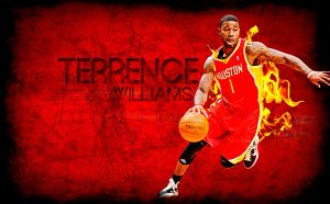 Terrence Williams Wallpaper by rhurst