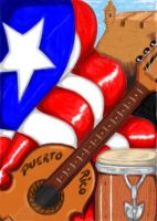 Puerto Rico Heritage by Lpsalsaman