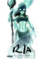 Ria Promotional Poster by FabianMonk