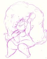 ALL DAT HAIR! by InkBottleInc