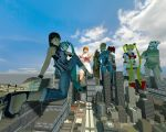 Top Giantess voting round 2 by MichKon
