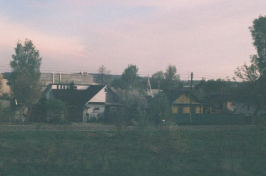view from a railway #2 by femminetin