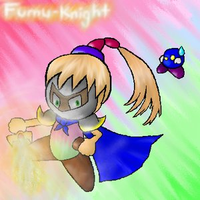 Fumu-Knight by Blizzard Kirby by TMKClub