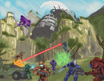Halo Multiplay by Payne86