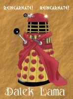 The Dalek Lama by Carthoris