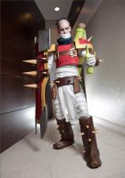 Singed Cosplay by Ryukotsei-Enkido