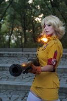seras 26 by DustbunnyCosplay