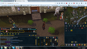 the Rebuild of Fatedemo22 - Runescape BETA by ownerfate