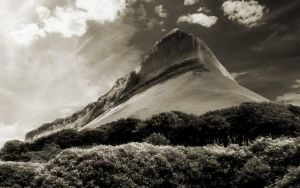Ben Bulben 4 by welshdragon