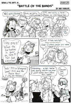 Battle of the Bands pt. 21 by hankinstein