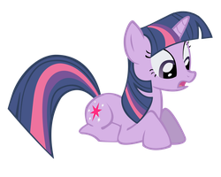 Twilight lays down by Names-Tailz