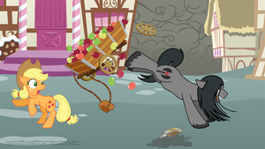 Neighthan Shouldn't Drink Tequila by Scorchie-Critter