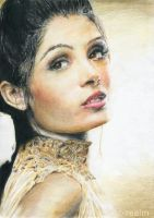 Freida Pinto II by Magic-Realm