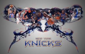 New York Knicks by PMat26oo