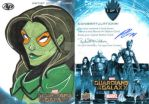 Guardians of the Galaxy Sketch Card by GIG-Arts