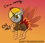 Happy Thanksgiving! by bunnimation