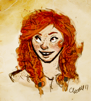 Ygritte by Callica