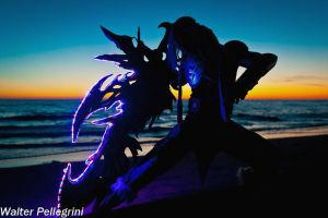 Final Fantasy XIII-2 Cosplay Sunset- Caius Ballad by LeonChiroCosplayArt