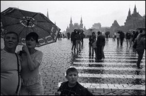 Red Square, Moscow by ESafian