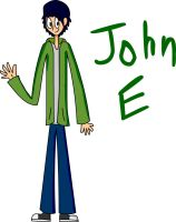 LU: John E by Tigertony10