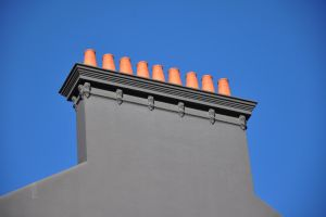 Potts Point chimney pots, Sydney by dpt56