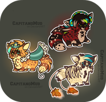 I wanna be adored. [Cute Song Cats Auction] by CapitanoMud