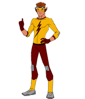 Young Justice:Kid Flash Reboot by DaJam22