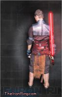 Starkiller outfit - Back by TheIronRing