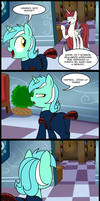A gift for hearth's warming eve part 7 (Spanish) by Bro998