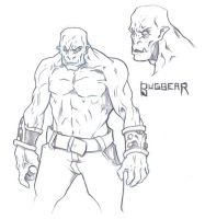 Proto Bugbear by ronaproject