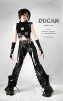D.O.D Homme Ducan cosplay II by Akitozz6